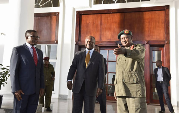 Why Museveni had Mayiga take Kabaka to state house, BugandaWatch reader presents theory