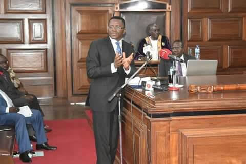 Katikkiro admits he protects Mengo workers who steal from Kabaka but still punishes them privately